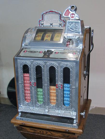 slot machine slugs
